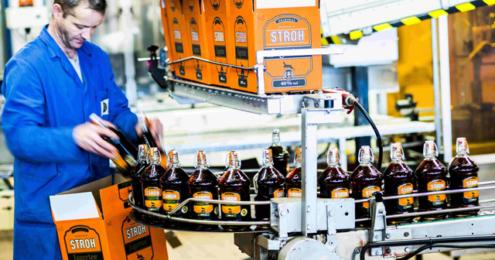 STROH Rum Produktion