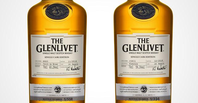 The Glenlivet Carn na Bruar und Glencuie