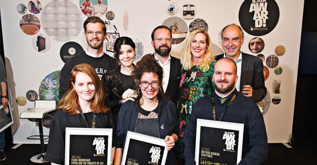 Warsteiner BLOOOM Award Gewinner Jury 2016