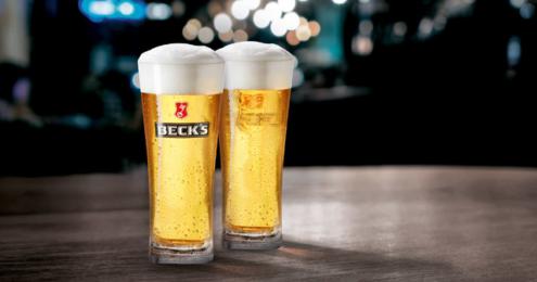 Beck's Designglas