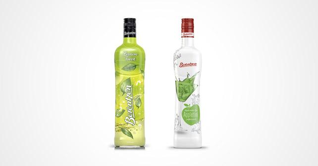 Berentzen Lemon Twist Appletini