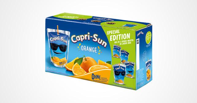 Capri Sun Promotion