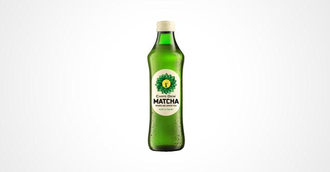 Carpe Diem Matcha 250 ml Glasflasche