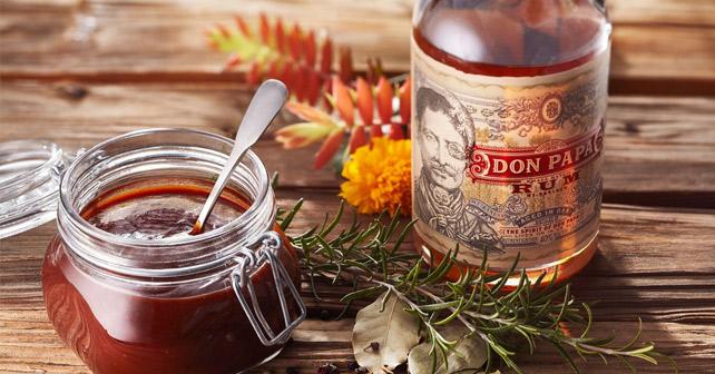 Don Papa Rum BBQ