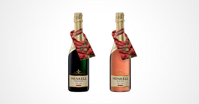Henkell Promotion Erdbeeren