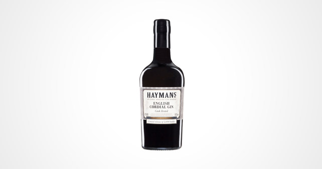 Hayman's English Cordial Gin German Edition