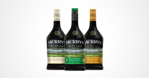 Merrys Irish Cream
