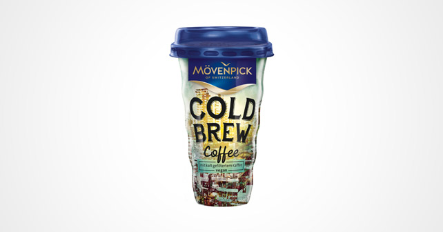 Mövenpick Cold Brew Coffee