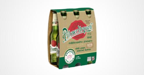 Pilsner Urquell Retro-Sixpack