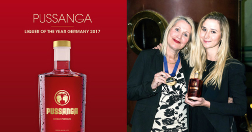 PUSSANGA Liqueur of the Year 2017