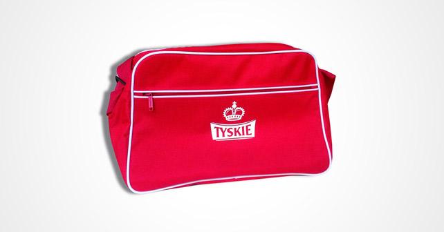Tyskie Retro-Tasche