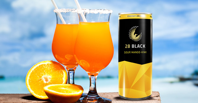 28 BLACK Drink Sunrise 28