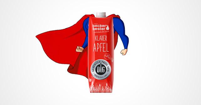 beckers bester Superheld