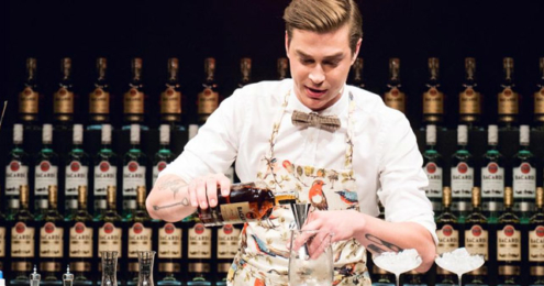 Ran Van Ongevalle BACARDÍ Legacy Global Cocktail Competition 2017