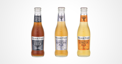 FEVER-TREE Dark Spirits Range