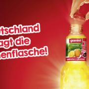 granini Sonnenflasche 2017