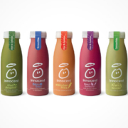 innocent Smoothies neues Design