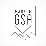 Made in GSA Logo