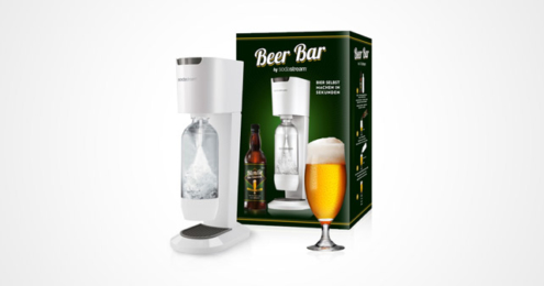 SodaStream Blondie Beer Bar