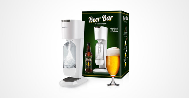 SodaStream Blondie Beer Bar