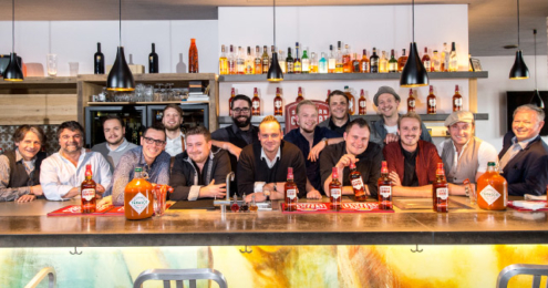 Southern Comfort Bartender Competition 2017