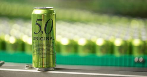 5,0 Original Citrus-Bier