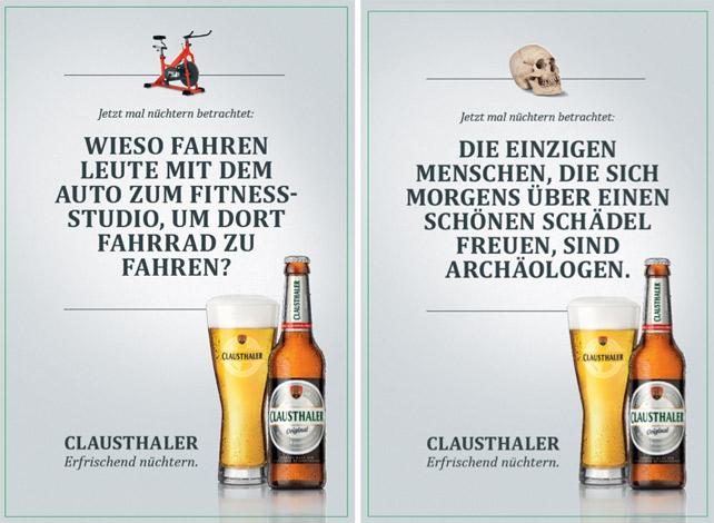 clausthaler-kampagne