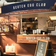 Dewar's Scotch Egg Club