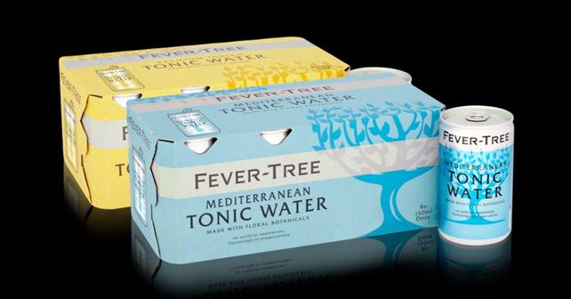 FEVER-TREE Tonics Fridge Pack
