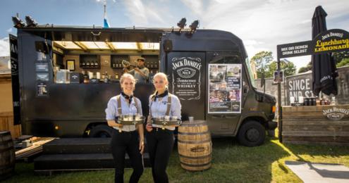 JACK DANIEL'S Bar Truck