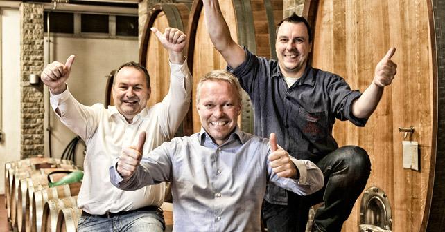 Lauffener Weingärtner Rembold Kopp Böhm