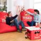 Tyskie Promotion Sitzsack
