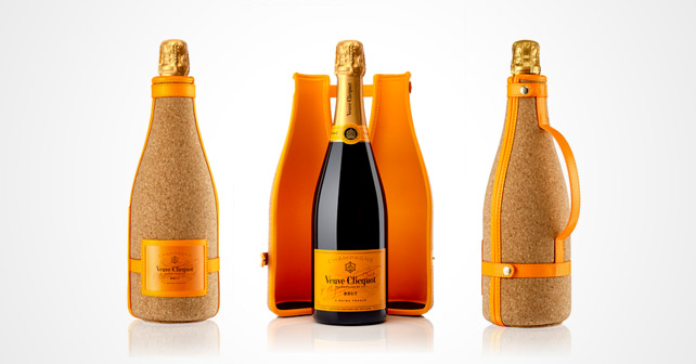 Veuve Clicquot Cork Ice Jacket