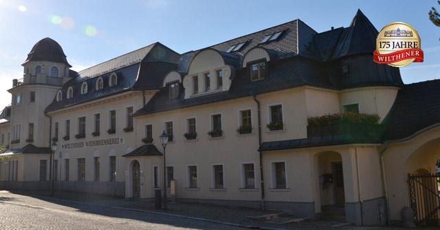 Wilthener Weinbrennerei 175 Jahre