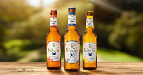Bitburger 0,0% neues Design