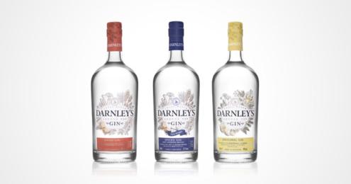 Darnley's Gin Range
