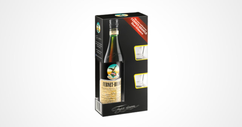 Fernet-Branca Shot-Gläser Inpack
