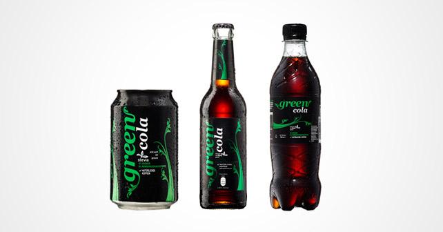 Green Cola Range