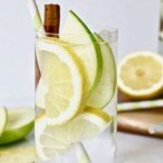 IDM Infused Mineral Water Apfel Zimt