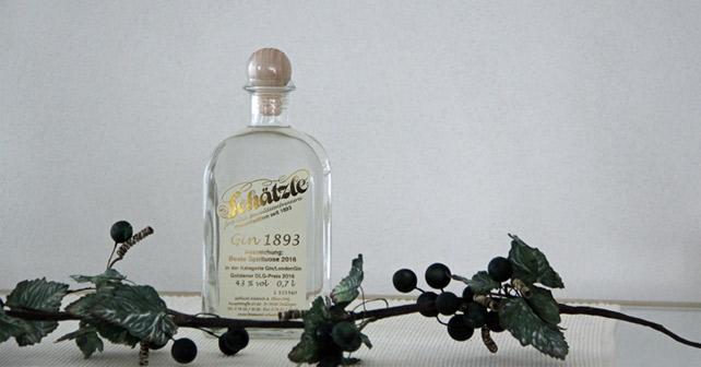 Schätzle Gin 1893