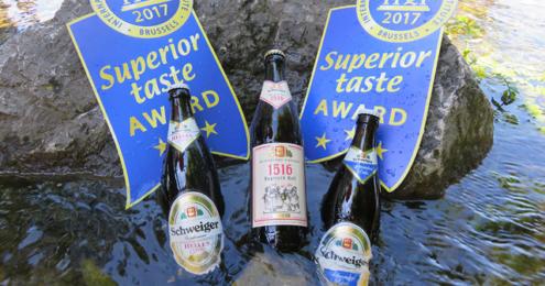 Schweiger Superior Taste Award 2017