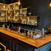 Siegfried Gin Showroom-Bar