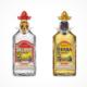 Sierra Tequila Salzstreuer Día de los Muertos