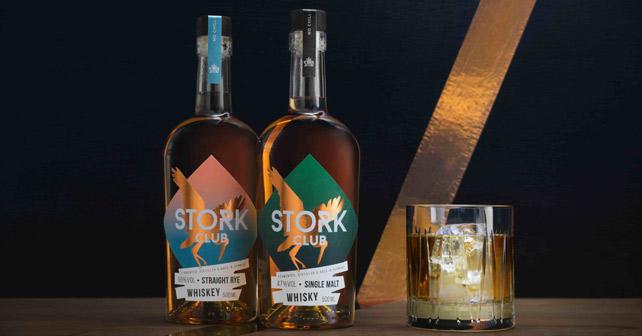 STORK Club Whisky und Tumbler
