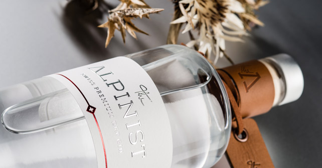 The Alpinist Gin
