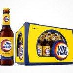 Vitamalz Flasche Kiste