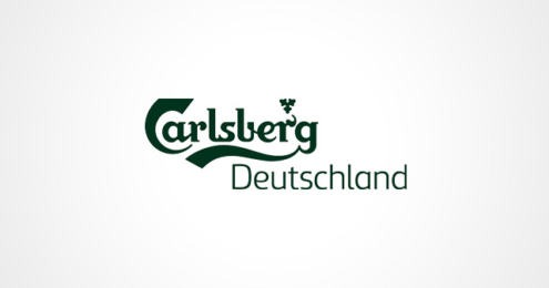 Carlsberg Deutschland Logo neu