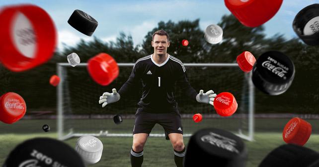 Coca-Cola Vereinsgeschichte Manuel Neuer