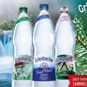 Griesbacher Sammelaktion Etiketten