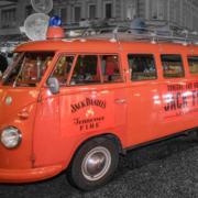JACK DANIEL'S Tennessee Fire Mobil